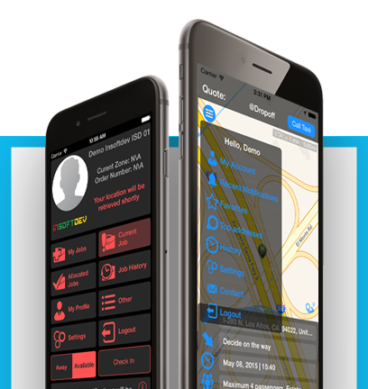 Driver Mobile Apps