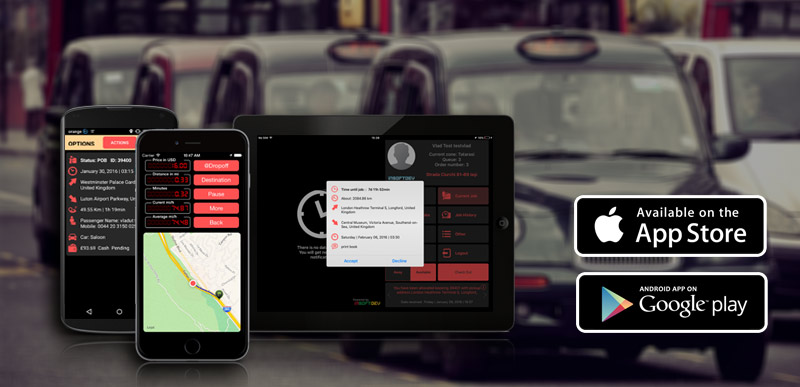 INSOFTDEV Driver app