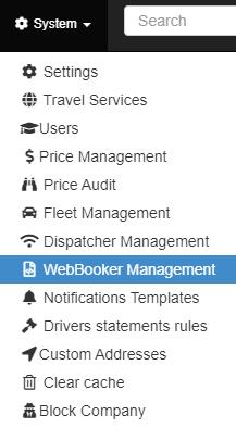 webbooker-management-option